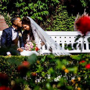 bruidsfotograaf Het Paleis Schiedam