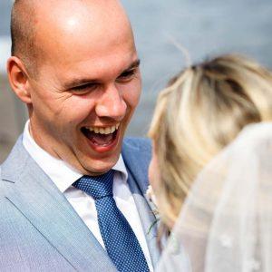 bruidsfotograaf hotel ARA Zwijndrecht