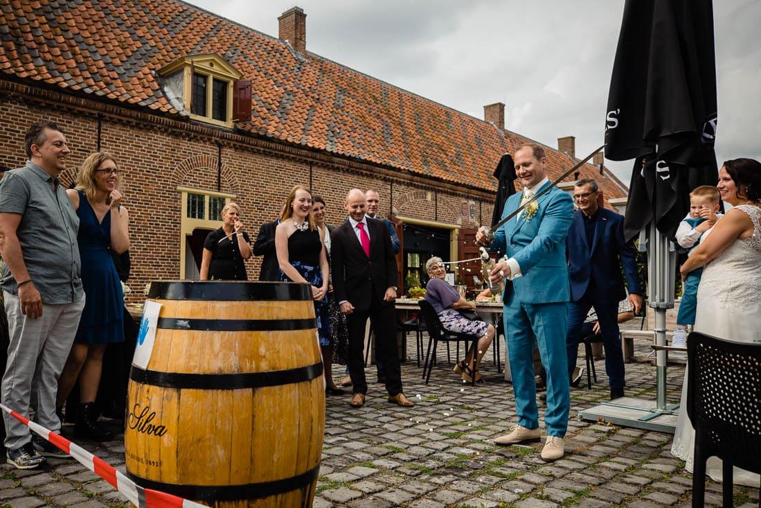 trouwen in kasteel Ammersoyen foto (163 of 355)